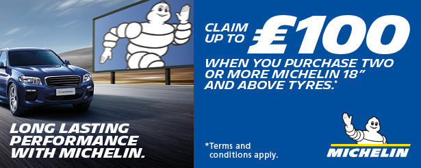 michelin tyre special offer
